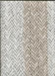 Riviera Maison Plantation Rattan Stripe Wallpaper 18311 By Galerie